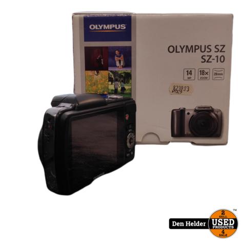 Olympus SZ-10 14 Megapixel Camera - In Prima Staat