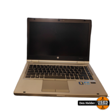 hp HP Elitebook 8470p i5 3e Gen 4GB 128GB SSD Windows 10