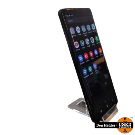 Samsung Galaxy S9+ 64GB - Barst op de Display