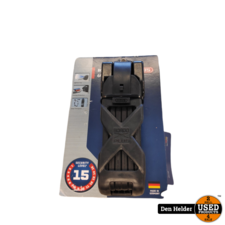 Abus Bordo Xplus 6450 Fiets Slot - Nieuw