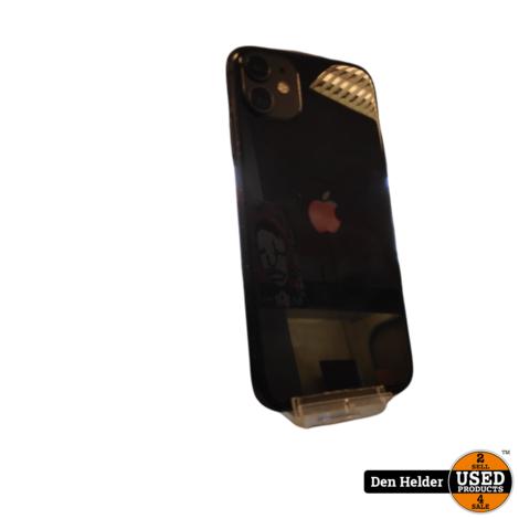 DAGDEAL Apple iPhone 11 64GB Zwart Accu 86 - In Goede Staat