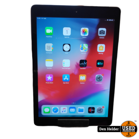 Apple iPad Air 32GB 4G in Goede Staat