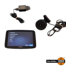 Tomtom GO 620 Navigatie Wifi - In Nette Staat