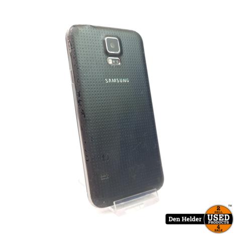 Samsung Galaxy S5 16GB Zwart - In Goede Staat