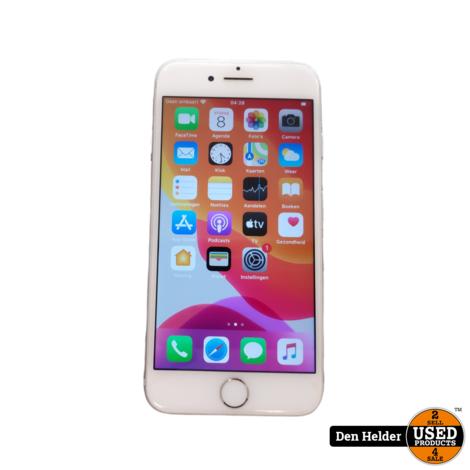 Apple iPhone 7 32GB Zilver - In Prima Staat