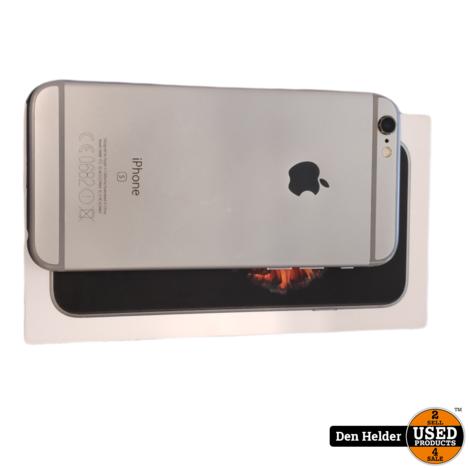 Apple iPhone 6s 64GB Accu 100 - In Prima Staat