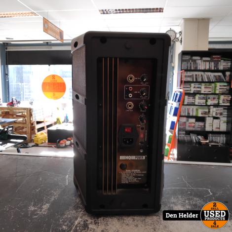 HQ Power VDSABS8A Versterker 100 Watt - In Prima Staat