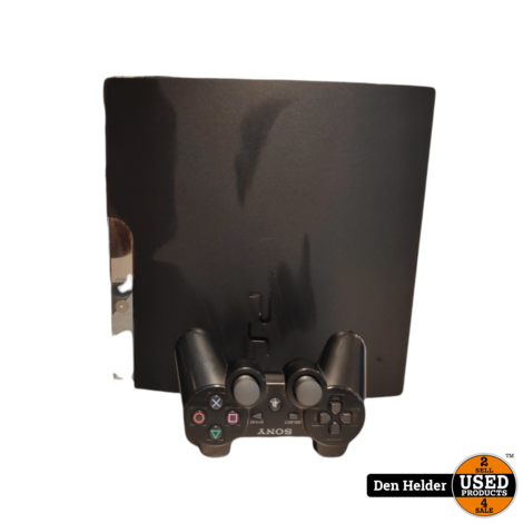 Sony PlayStation 3 120GB Slim - In Prima Staat