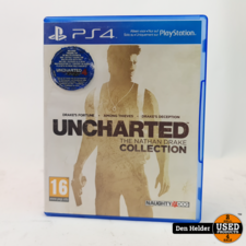 Uncharted Nathan Drake Collection Sony PlayStation 4 Game - In Nette Staat