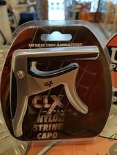 CLX Capo Standaard  NIEUW in verpakking  Voor nylon string gitaren