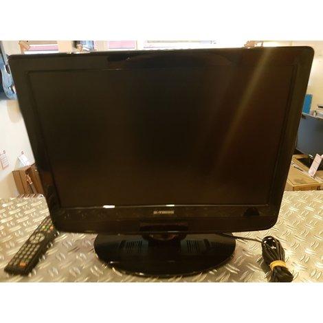 D-Vision LCD1904DVD 19 Inch tv met afstandsbediening