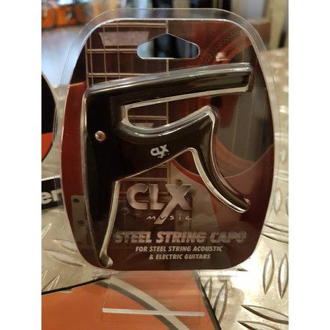 CLX Capo standaard NIEUW in verpakking voor steel string