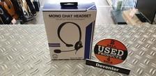 QWare Mono Headset voor de Playstation 4 NIEUW in doos