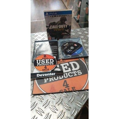 Call of Duty - WWII Pro Edition  In steelcase met boekje