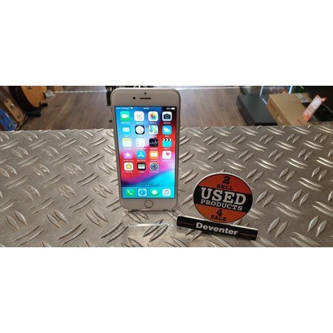 Apple iPhone 6 64GB Silver met garantie