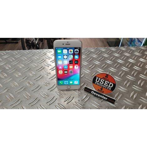 Apple iPhone 6S 16GB Silver in nette staat met garantie!