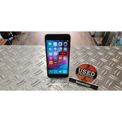 Apple iPhone 6S 128GB Space Gray nette staat met garantie