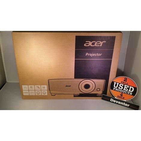 Acer P1350WB DLP Beamer NIEUW in doos