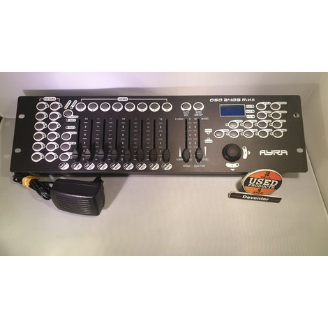 Ayra OSO 240B MKII lichtsturing met stroomadapter