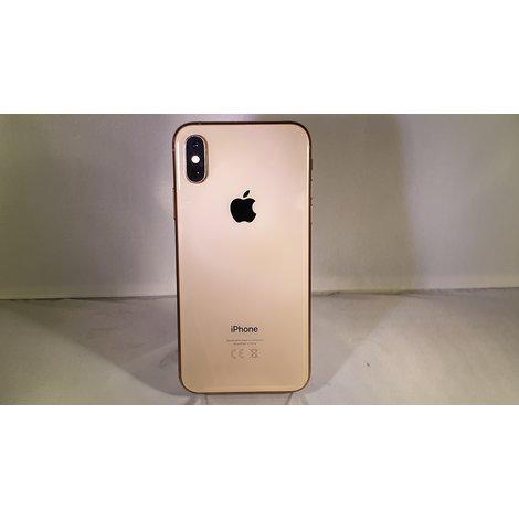 Apple iPhone XS 64GB Gold met Apple garantie tot 03-02-2020