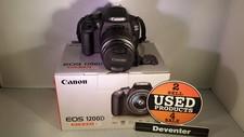 Canon Canon EOS 1200D met EFS 18-55 IS II kitlens in doos