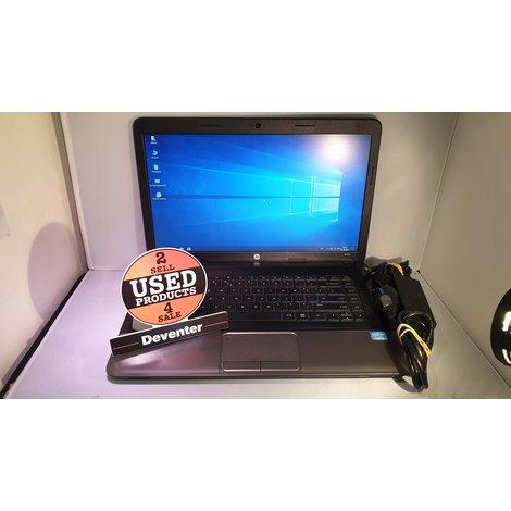 HP 250 G1 met lader i3-3110/4 GB/500 GB HDD