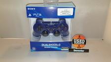 Sony Sony Dualshock 3  Wireless Controller blauw NIEUW in doos