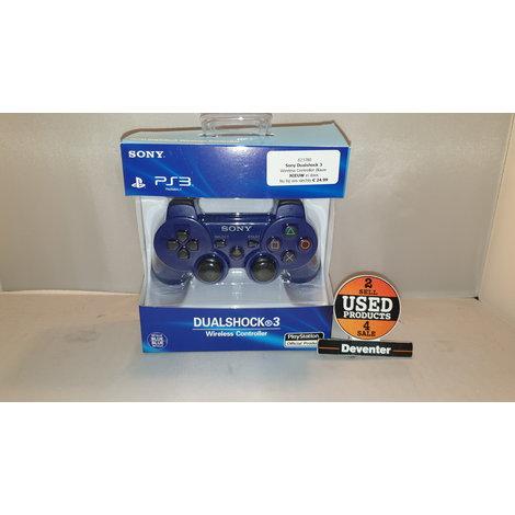Sony Dualshock 3  Wireless Controller blauw NIEUW in doos