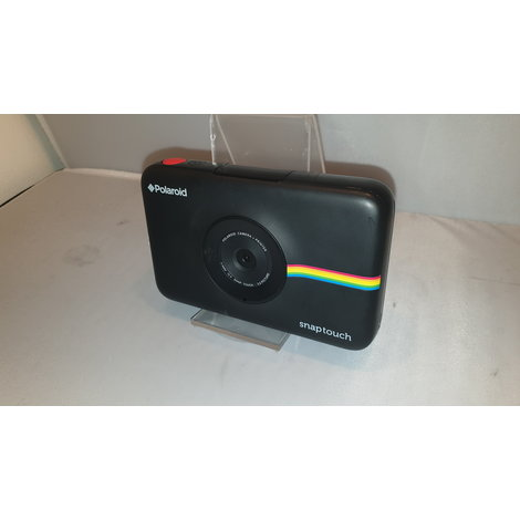 Polaroid Snaptouch Instant Digital Camera in hoesje