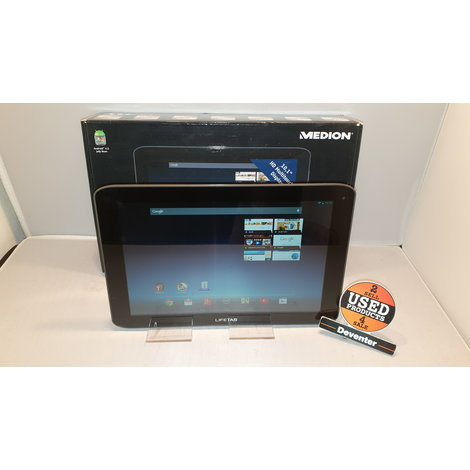Medion Lifetab E10320 Tablet ZGAN in doos