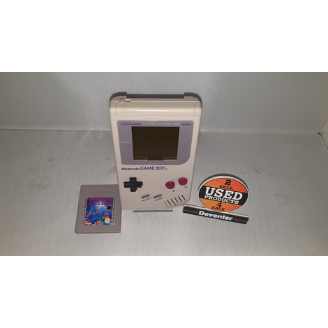 Nintendo Gameboy Classic plus game Tetris