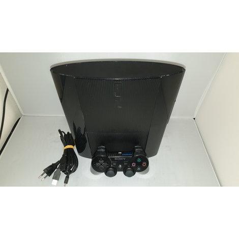 Sony Playstation 3 Ultraslim 500GB met 1 conrtoller en kabels