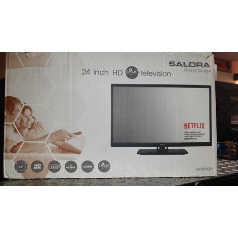 Salora 24HSB5002 HD Ready Smart LED tv in doos