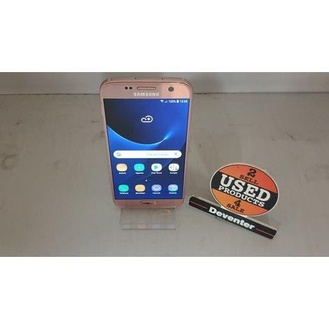 Samsung Galaxy S7 32 GB Rosé Gold - Gebruikte staat