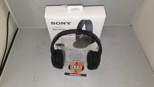 Sony MDR-ZX220BT Zwart Bluetooth headset in nieuwstaat