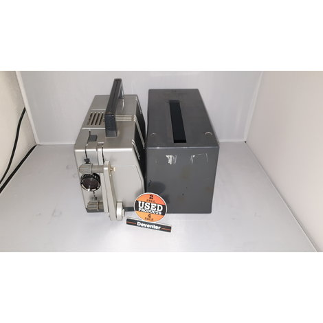 Rollei P8 s 8mm projector met Isco Kiptagon 1:1.3/15-30 mm lens