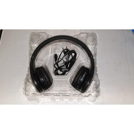 Grundig Bluetooth koptelefoon met disco verlichting in doos