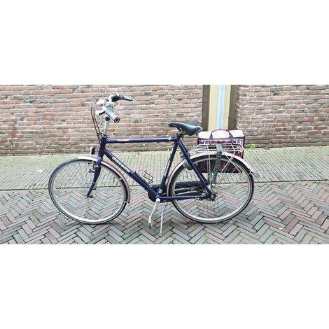 Gazelle Orange 61 cm 7 versnellingen met fietstas