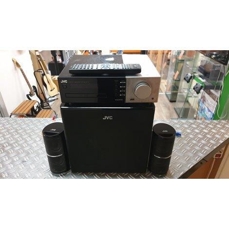 JVC NX-F3 2.1 Home Cinema Systeem met afstandsbediening