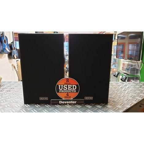 Epos Epic 1 Bookshelf speakers kleur zwart