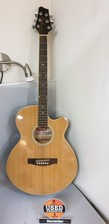 Stagg SW206CETU-N Semi-Akoestische gitaar