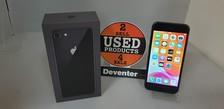 Apple iPhone 8 64GB Zwart in doos I Met garantie