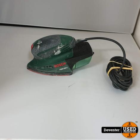 Bosch PSM 100 A Multischuurmachine met garantie