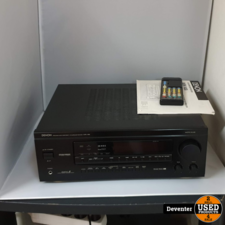 Denon AVR-1400 AV Surround Receiver met garantie