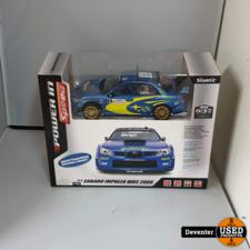 Subaru Impreza WRC2006 bestuurbare wagen NIEUW in doos