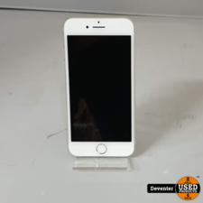 Apple iPhone 7 32GB Silver / nieuwstaat/  3 maanden garantie!