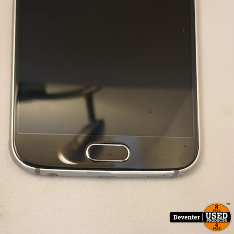 Samsung Galaxy S6 32GB Zwart met garantie