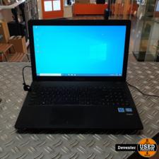 Asus X551C Intel i3-3217U/ 6GB RAM/ 128GB SSD/alleen aan lader