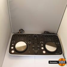 Pioneer DDJ-Ergo-V DJ MIDI controller + kabels en garantie