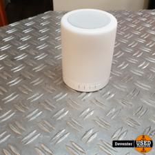 SMOOZ CAN LED tafellamp met Bluetooth speaker
